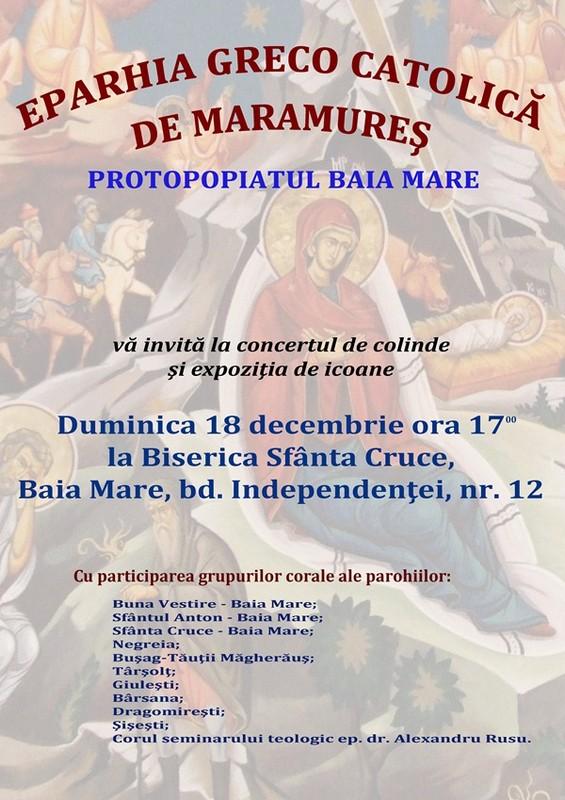 invitatie concert