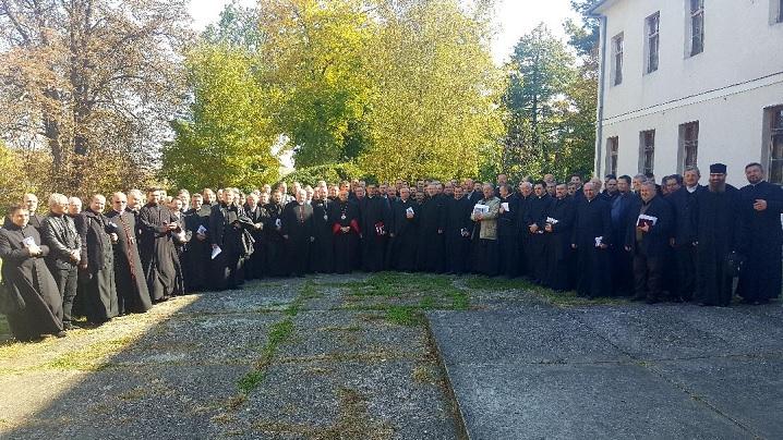 Comunicat: Întâlnirea anuală a preoților din Arhieparhia de Alba Iulia și Făgăraș