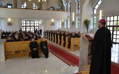 Întâlnirea anuală a preoților din Eparhia de Maramureș