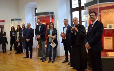 """Invitație la expoziția """"Clujenii și Marea Unire"""" unde se află expus și albumul Unirii al Episcopului Iuliu Hossu"""